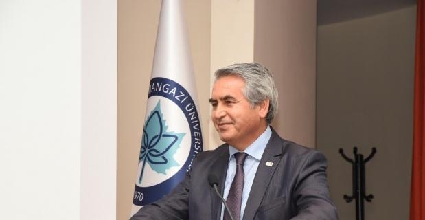 """ESOGÜ'de """"Somut Olmayan Kültürel Miras ve Medya"""" konferansı"""