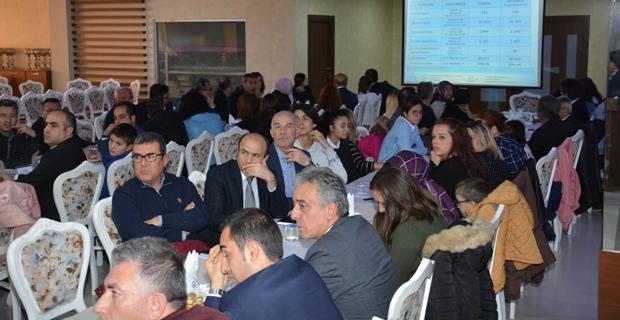 İl Milli Eğitim Müdürlüğü Danışma Kurulu Toplantısı yapıldı