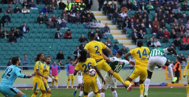 Konya Ankaragücü'nü 2-0'la geçti