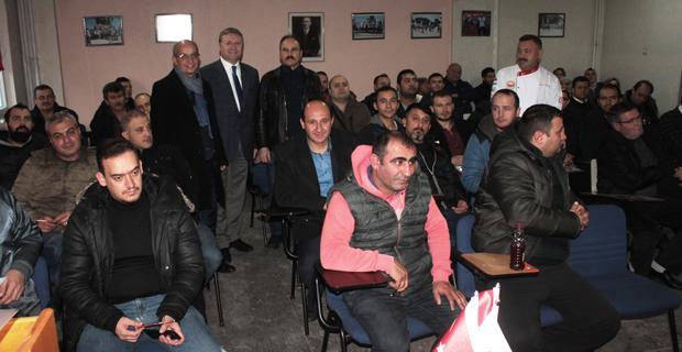 Lokantacılar Odası Ustalık sınavlarında ilk mezunlarını verdi