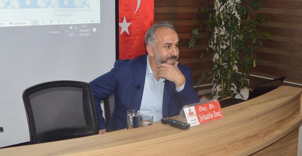 Osmanlı Hazireleri anlatıldı