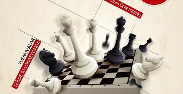 Özdilek satranç turnuvası düzenliyor