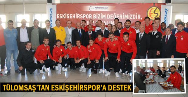 Eskişehirspor destek turlarında