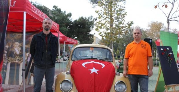 Vosvoslar 10 Kasım için sergilendi