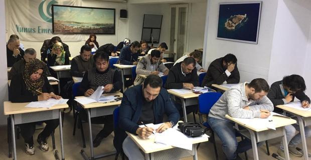 19 ülkede sınav hizmeti vermeye başladı