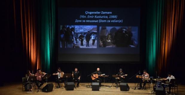 """Anadolu Üniversitesinde """"Balkan Müzikleri Konseri"""""""