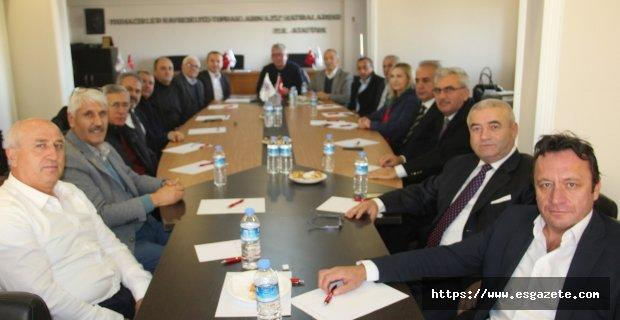 Balkan Rumeli Türkleri Konfederasyon toplantısı Bursa'da yapıldı