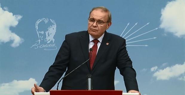 CHP Sözcüsü Öztrak'tan Muharrem İnce'ye tepki