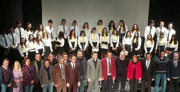 Cumhuriyet Anadolu Lisesi'nden ''Öğretmenlere Vefa Konseri''