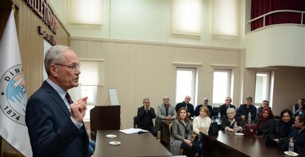 Dinar Belediye Başkanı Acar, İYİ Parti'den adaylığını açıkladı