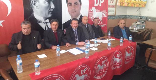 DP Sivrihisar İlçe kongresi yapıldı