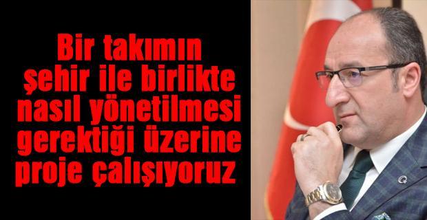 Dündar Ünlü Eskişehirspor başkanlığına sıcak bakıyor