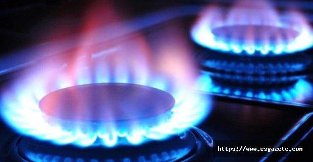 Eskişehir'de doğalgaz kesintisi