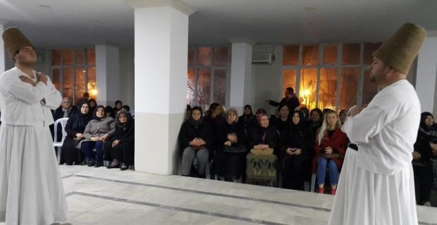 Eskişehir Mevlevihanesi Kültür Derneği İlahi Korosu Emirdağlı'larla buluştu