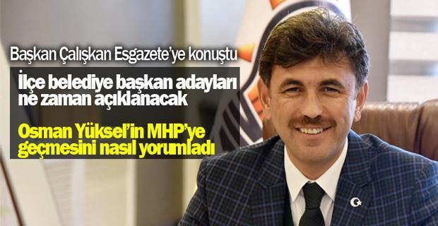Eskişehir'de yüzde 99 ittifak olacak