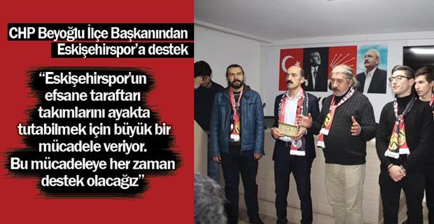 """""""Eskişehirspor halkın takımıdır"""""""