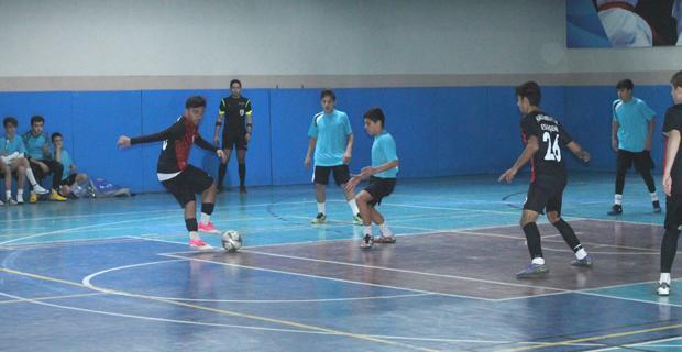 Futsalda heyecan sürüyor