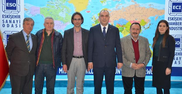 Girişimcilik Derneği Bursalı İş Adamları ile ESO üyelerini buluşturdu…