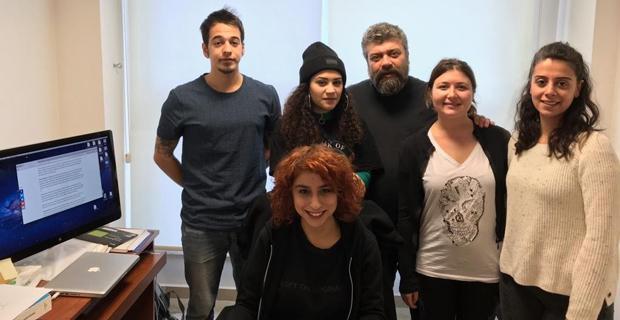 İletişim öğrencileri Eskişehir'i sağlıklı yaşama davet ediyor