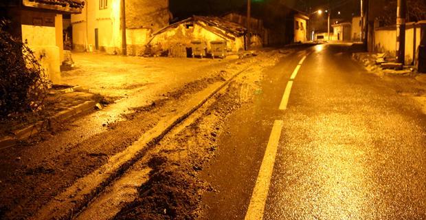 İnönü Belediyesi'ne izinsiz kazı iddiası