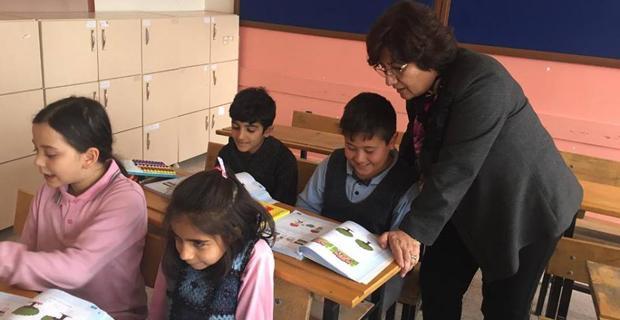 Milli Eğitim'den Sivrihisar'da kurslar incelendi