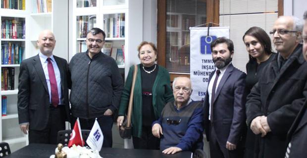 Mimar Sinan Usta'nın yeri semineri