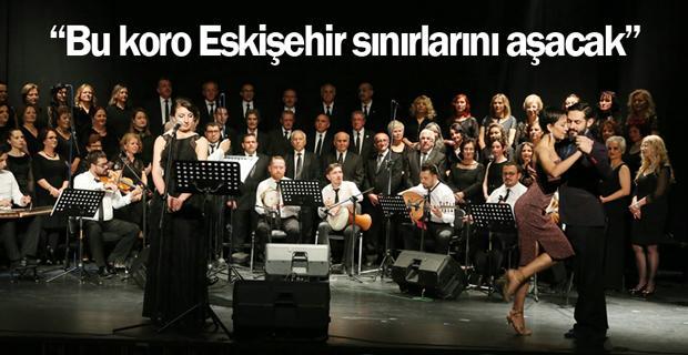 Odunpazarı Belediyesi Türk Müziği Topluluğu mest etti