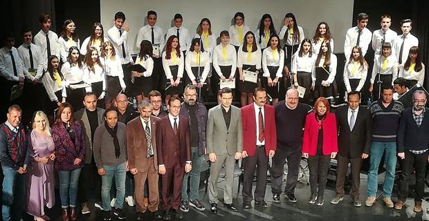 Öğrencilerden 'Öğretmenlere Vefa Konseri'