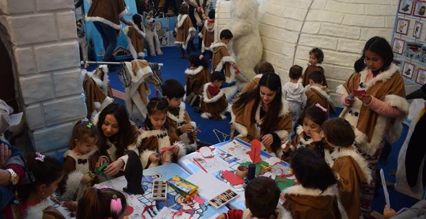 Özdilek 7. Yılı kutlamasına Eskimo Köyü ile başladı