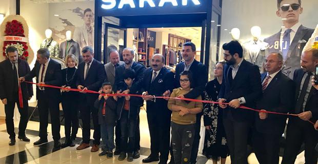 Sarar Kocaeli'de 3. Mağazasını açtı
