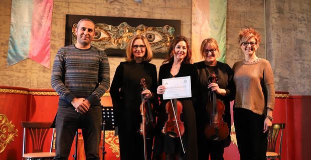 Şato'da müzik etkinliği sürüyor
