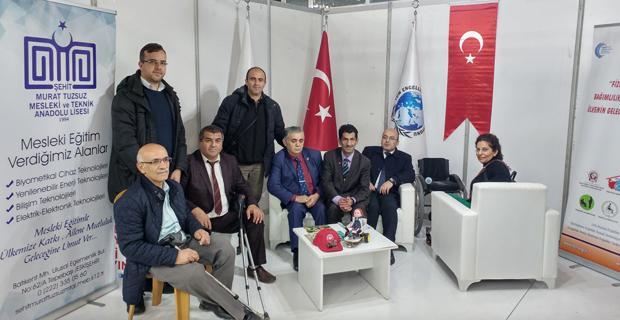 Şehit Murat Tuysuz'un projesi ilgi gördü