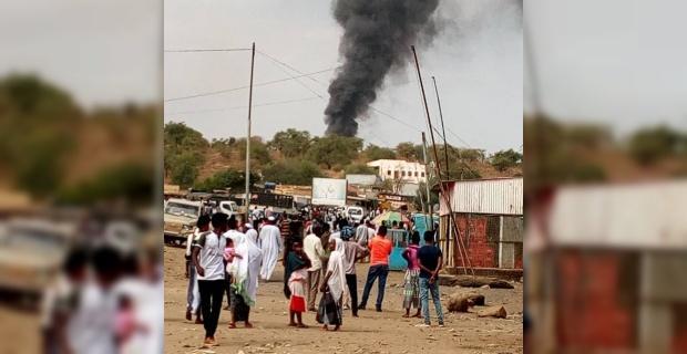 Sudan'da helikopter kazası: 7 ölü