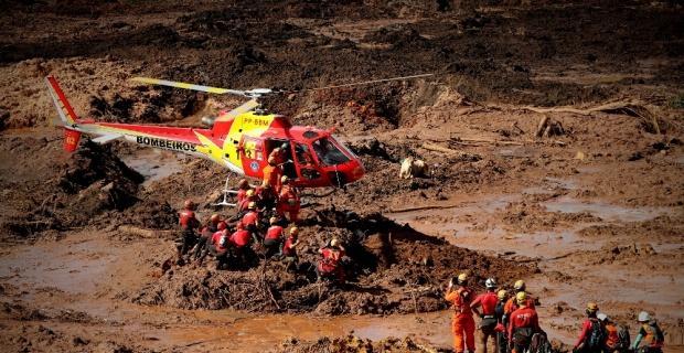 Baraj faciasında ölü sayısı 65'e yükseldi