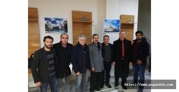 BBP İlçe Başkanları toplandı