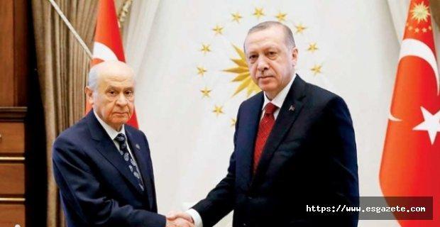 Eskişehir'de iki ilçede MHP desteklenecek