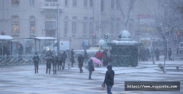 Kuvvetli Kar Yağışı Bekleniyor!