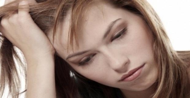 Stres kaşları dökebiliyor