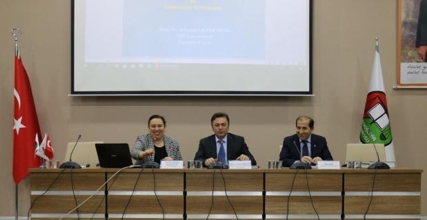 Tüketici Hakları Uygulamaları semineri düzenlendi