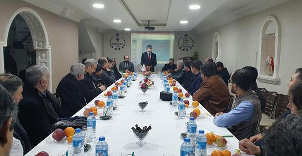 Uygur Türkleri ve Doğu Türkistan Programı Tümsiad da Yapıldı
