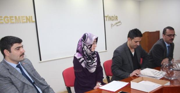 15 kişilik geçici işçi alımına bin 40 kişi başvurdu