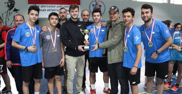 Badminton İl Birincileri belli oldu