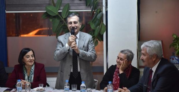 Başkan Ataç, Kayılılara Remourban'ı anlattı