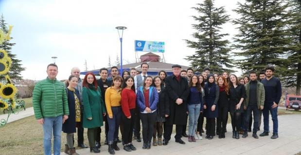 Başkan Kurt gençlerle bir araya geldi