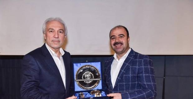 Başkan Saraçoğlu, Tarihi Kentler Birliği'nin 'Konya çalıştayı'na katıldı