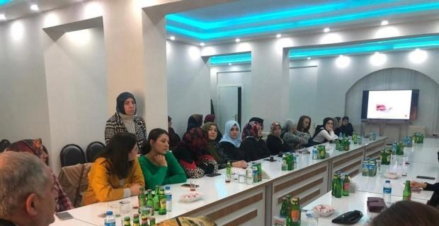 Başkan Yaman, Belde Danışma Toplantısı'na katıldı