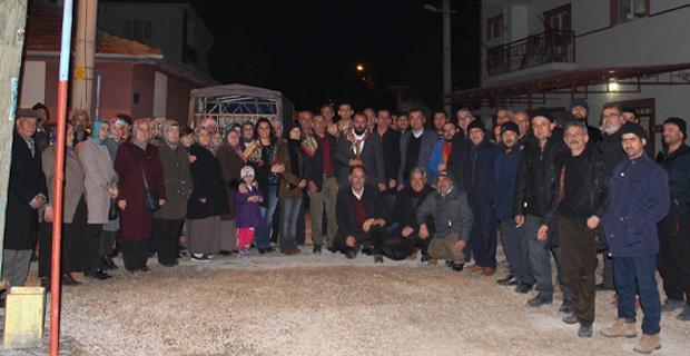 Kadir Bıyık Yörük Türkmen'lerinin desteğini aldı
