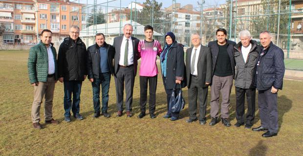 DSİ Bentspor'dan  Fenerbahçe'ye