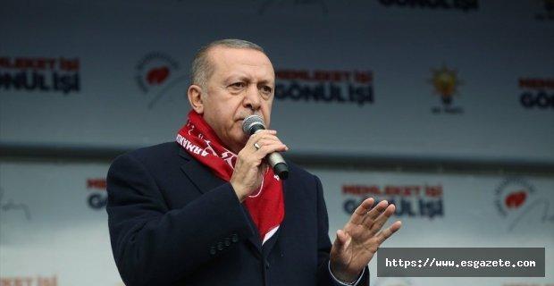 Erdoğan  Afyonkarahisar'a geliyor