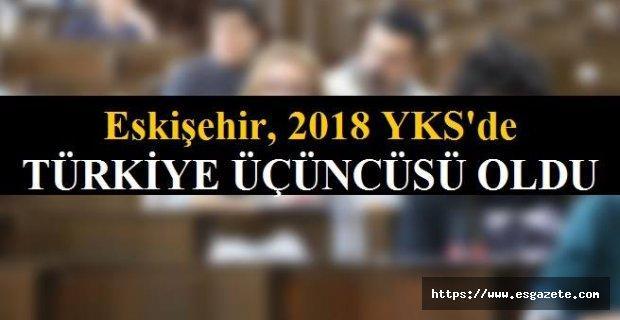 2018 YKS'de Türkiye Üçüncüsü